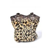 Dámska kabelka s retiazkou - gepard