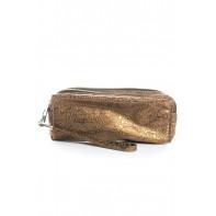 Malá spoločenská kabelka - dvojpriehradková