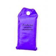 Nákupná taška s menom ANDREA - odvážna a pracovitá, C-24-7705
