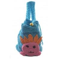 Detský ruksak z prirodného materiálu, PoloTrade