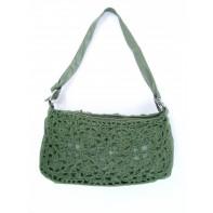 Dámska pletená taška - malá