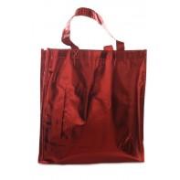 Textilná taška lesklá 35 x 35 cm