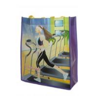 Detská taška fitnes dievča