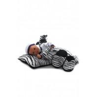 Detský 4-dielný set zebra