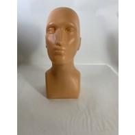 Pánska hlava s krkom 35cm