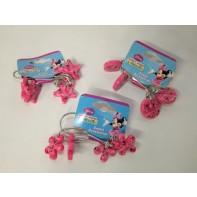 Gumičky Minnie  2 ks