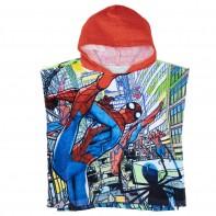 Pončo Spiderman - červené, Sun City