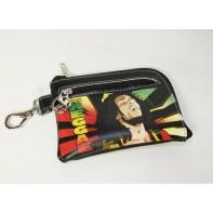 Peňaženka a kľúčenka Bob Marley