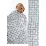 Detská deka guličky 90x90cm