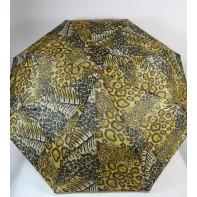 Dáždnik skladací tigrovaný