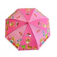 Dáždnik detský žirafka 66cm