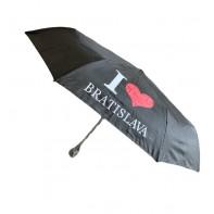 Dáždnik I Love Bratislava