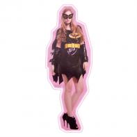 Dámsky kostým - batwoman