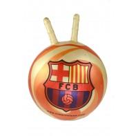 Lopta na skákanie FC Barcelona 50cm, PoloTrade