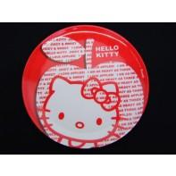 Plastový plytký tanier Hello Kitty, PoloTrade