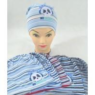 Detská čiapka - LEBKA SKATER