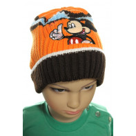 Chlapčenská zimná čiapka - Mickey