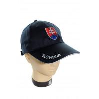 Šiltovka Slovakia + kľúčenka Slovakia - modrá
