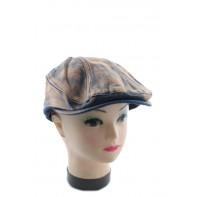 Riflová baretka - batikovana