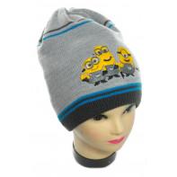 Chlapčenská zimná čiapka - Minions