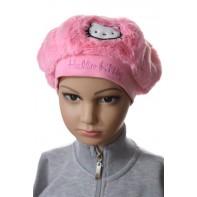 Zimná čiapka - Hello Kitty