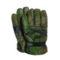 Pánske rukavice - maskáč