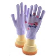 Dievčenské rukavice lady bug
