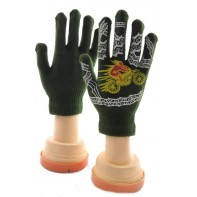 Chlapčenské rukavice - Motorkár