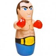 3-D box wrestler nafukovací 91cm
