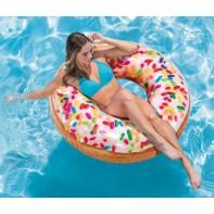 Intex 56263 Nafukovačka Intex donut s posýpkou 114cm