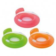 Intex 56512 Plávacie koleso Intex Candy Color s operadlom a držiakmi