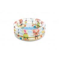 Intex Bazén zvieratká 3-RING BABY 61cm