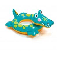 Intex Koleso krokodíl 71*56cm