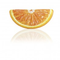 Intex 58763 Nafukovačka Pomaranč 178*85cm
