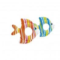 Plávacie koleso Intex Ryba pásikavá, 83x81cm