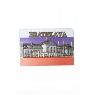3D magnetka Bratislavy - Prezidentský palác