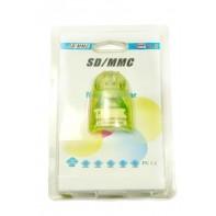 USB čítačka pamäťových kariet malá
