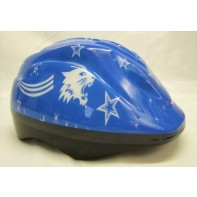 Cyklo prilba detská - Lion blue