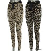 Dámske nohavice- gepardie