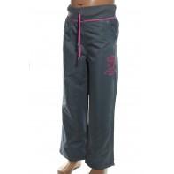 Dievčenské šušťákové nohavice