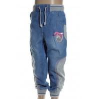Dievčenské nohavice - riflové