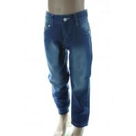 Detské riflové nohavice rovného strihu