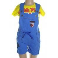 Detské nohavice na traky - Heli Pilot