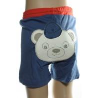 Kojenecké krátke nohavice - maco na zadku