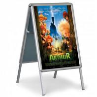Reklamný A stojan 115x65 cm