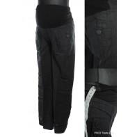 Damske elegantné tehotenské nohavice - patent