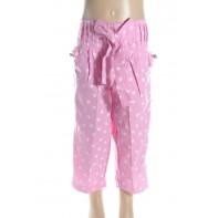 Dievčenské trojštvrťové nohavice - srdcia