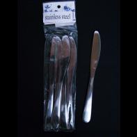 Šesť nožov