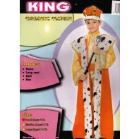 Kostým kráľ