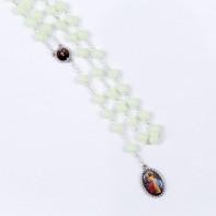Ruženec  fosfórový gulatý